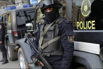 قوات الأمن تعتقل مواطن بمركز ههيا