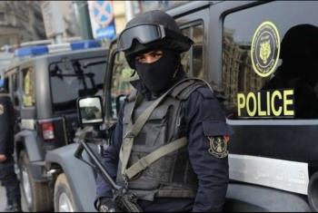 داخلية الانقلاب تعتقل 5 مواطنين من بلبيس بدون سند قانوني