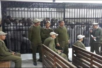 تدوير 3 معتقلين من أبوكبير بعد براءتهم من هزلية