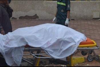 الأهالي يعثرون على جثة لشاب بقرية في كفر صقر