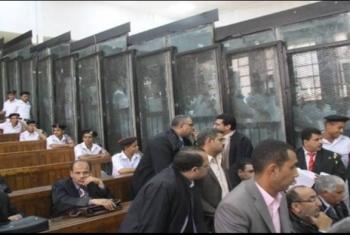 تأجيل أولى جلسات محاكمة اثنين بـ«أحداث عنف 15 مايو» لـ8 فبراير
