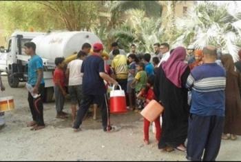 شكوى من انقطاع مياه الشرب بإحدى قرى صان الحجر