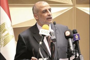 متحدث الإخوان: إبراهيم منير وقف حجر عثرة أمام تصنيف الجماعة منظمة إرهابية