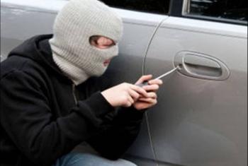 سرقة سيارة عضو ببرلمان العسكر في فاقوس