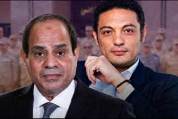 فيديو.. محمد علي يفضح فساد الجيش عبر قناة