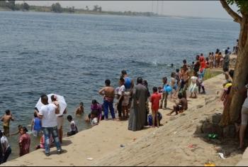 الزقازيق| عامل ينتحر في بحر مويس بسبب الخلافات الزوجية