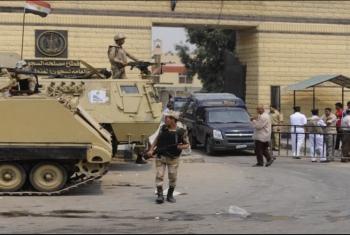 الأمم المتحدة: نحث مصر على إطلاق سراح المساجين لمنع انتشار