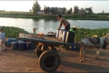 لليوم الـ11.. مياه الشرب ممنوعة من دخول قرية
