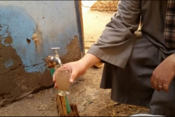 تلوث مياه الشرب في كفر صقر تنذر بكارثة ضد الأهالي