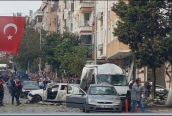 زلزال بقوة 6.8 ريختر يضرب شرق تركيا