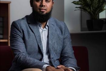 أسرة المحامي محمد الباقر تعرب عن قلقها على وضعه وحياته داخل السجن بسبب