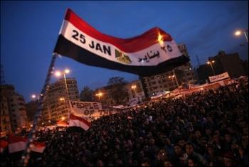 شعار دعوتنا وظلال 25 يناير