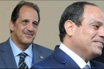 نجل السيسي يقود حملة في جهاز المخابرات لتمرير التعديلات الدستورية