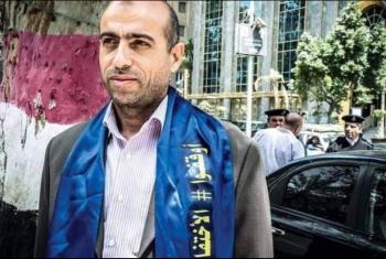 الحقوقي إبراهيم متولي يتهم رئيس نيابة أمن الانقلاب في كفر الشيخ بإخفائه قسريًّا