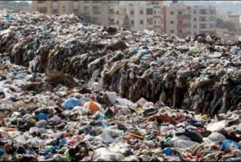 القمامة تهدد أهالي قرية بـ