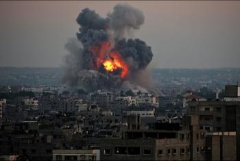 #غزه_بتتضرب_يا_حكام_العرب.. هاشتاج يهاجم عملاء الصهاينة