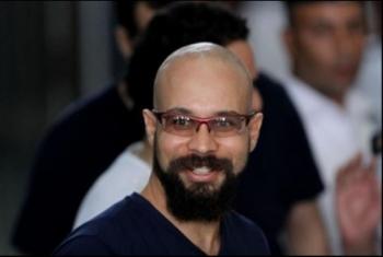 الجبهة المصرية: اعتقال أحمد ماهر مؤسس حركة 6 أبريل