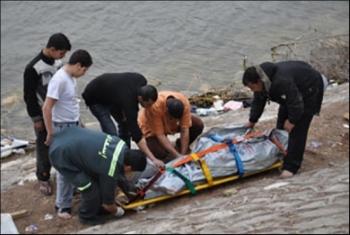 العثور على جثة شاب غارقا في ترعة بإحدى قرى أبوحماد