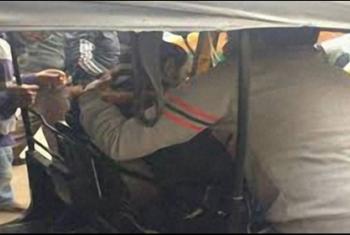 مصرع سائق توك توك في حادث تصادم على طريق