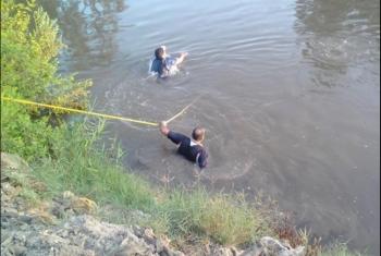 مصرع طفل غرقا بترعة كفر أبوالديب في الإبراهيمية