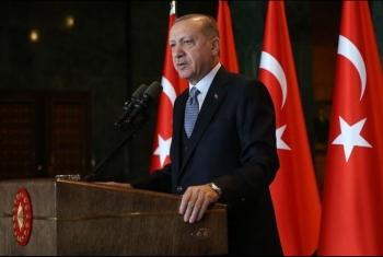 أردوغان يطالب المجتمع الدولي بالتحقيق في وفاة الرئيس مرسي
