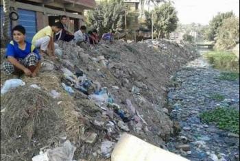القمامة أزمة تؤرّق سكان أبوحماد