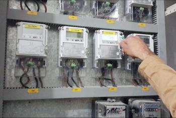 أهالي قرية في بلبيس يشتكون من ارتفاع أسعار فواتير الكهرباء
