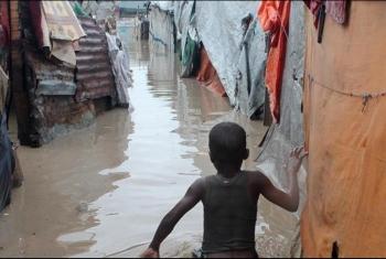 تزامنا مع الفيضان.. السيول تضر العاصمة السودانية