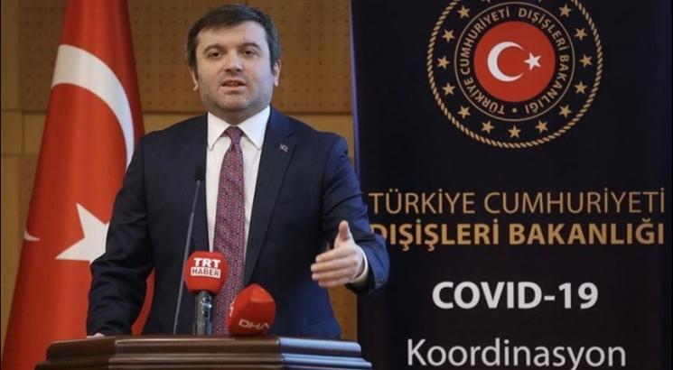 تركيا.. 76 وفاة بكورونا ترفع الحصيلة إلى 725