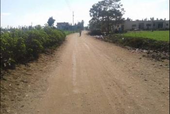 مطالب برصف طريق الزهراء تجاه الزقازيق