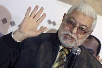 الأمين العام للجماعة: لا أحد يملك التنازل عن شرعية الرئيس مرسي