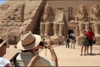 بنسبة 70%.. تراجع أعداد السائحين الوافدين إلى مصر في 2020