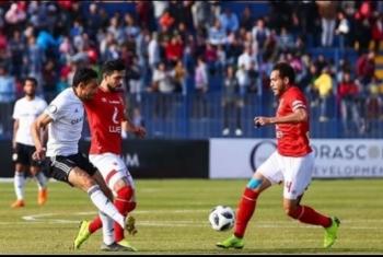 الأهلي يفوز على كانو سبورت في ذهاب دور الـ32 بدوري أبطال إفريقيا