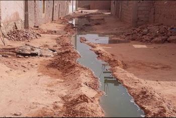 قرية الحلمية في أبوحماد تستغيث بسبب