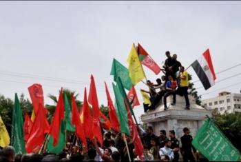 قادة فصائل المقاومة تدعو للخروج من اتفاق أوسلو