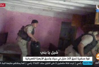 على غرار محمد علي.. ناشط سيناوي يكشف فساد السيسي ونظامه في سيناء (فيديو)