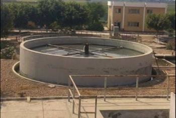 أبوحماد  تعنت في عدم تشغيل محطة الصرف الصحي بقرية