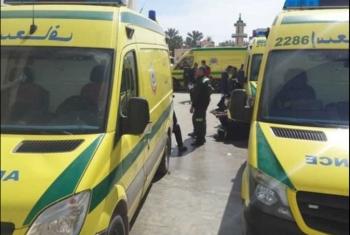 إصابة 6 أشخاص في حادث سير بديرب نجم