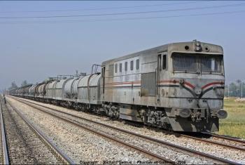 """""""السكة الحديد"""" ترفع غرامة استقلال القطارات دون تذكرة لـ200%"""