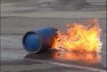 فاقوس| إصابة 5 بينهم حالة خطرة إثر انفجار أسطوانة بوتاجاز فى محل
