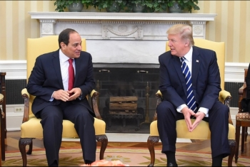 السيسي وكوشنر يجتمعان في القاهرة لبحث