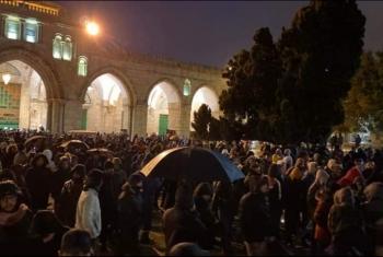نفير عام.. حماس تدعو لصلاة الفجر الجمعة في الأقصى والإبراهيمي