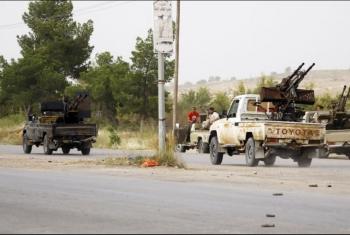 قوات الوفاق تتقدم في عدة محاور بعد تجدد الاشتباكات جنوبي طرابلس