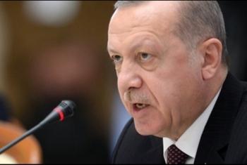 أردوغان: تركيا ستحيل قضية الجولان المحتل إلى الأمم المتحدة