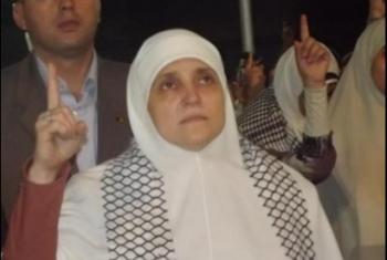 هكذا عبرت زوجة الرئيس الشهيد محمد مرسي عن افتخارها به