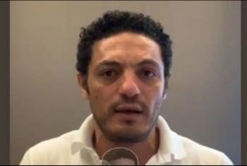 بالفيديو.. محمد علي يهدد السيسي بعد اعتقال
