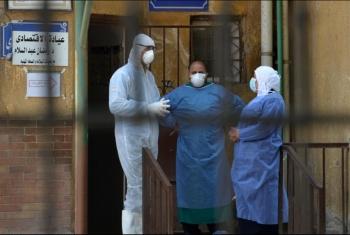 عزل مشتول السوق تسجل صفر حالة إصابة بفيروس كورونا