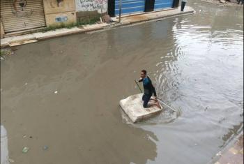 السيول تهدد محافظات مصرية بالغرق قبيل الشتاء