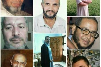 اليوم نظر محاكمة 8 معتقلين بمدينة القرين