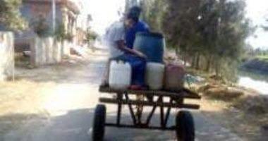 أهالي المجاورة 63 بالعاشر من رمضان يشكون من انقطاع المياه لفترات طويلة
